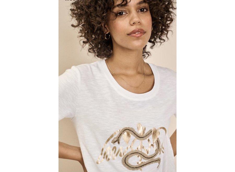 T-shirt Vee O-SS