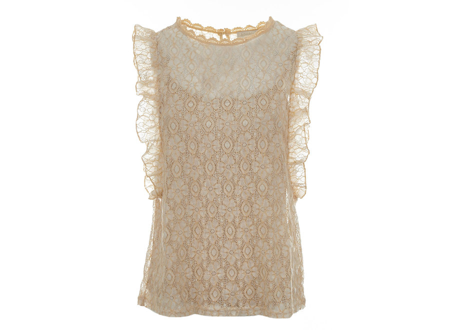 Denise Top in Lace