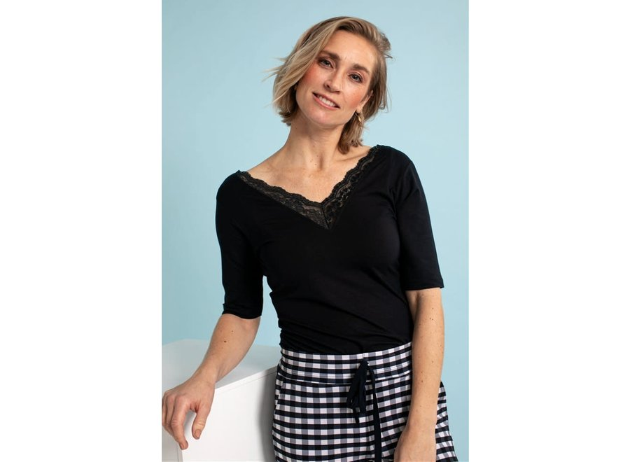 Studio Anneloes Top Madike Lace