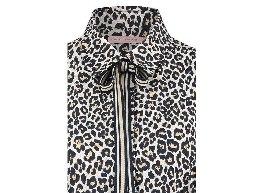 Studio Anneloes Blouse Nomi Leopard