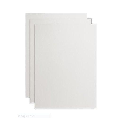 Silhouette Score & Emboss papier klein voor de Curio