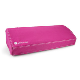 Stofhoes (dust cover) Silhouette Cameo fel roze voor Cameo 3
