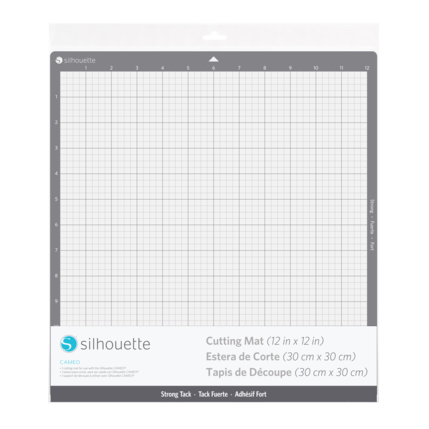 Silhouette Silhouette Cameo snijmat sterk klevend (strong tack) 12 inch = 30,5 x 30,5 cm