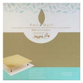 Foil Quill Magneet mat 12 inch