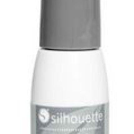Silhouette Silhouette Mint stempel inkt grijs op=op