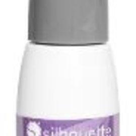Silhouette Mint stempel inkt lavendel op=op