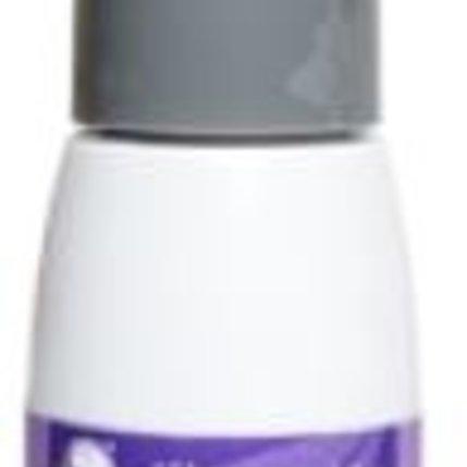 Silhouette Silhouette Mint stempel inkt paars op=op