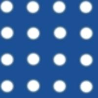 Perforflexfolie blauw