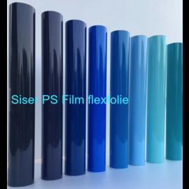 Pakket Siser Flexfolie blauw