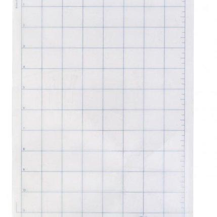 Silhouette snijmat Portrait/SD 8 x 12 inch = 20 x 30,75 cmlichtklevend