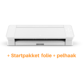Silhouette Cameo 4 wit + startpakket
