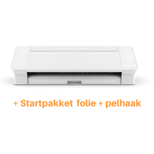 Silhouette Silhouette Cameo 4 wit + startpakket