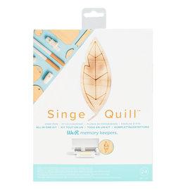 Singe Quill Start set