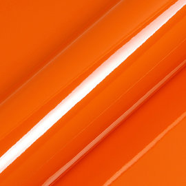 Vinylfolie Hexis Ecotac glans oranje E3151B