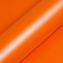 Vinylfolie Hexis Ecotac mat oranje E3151M