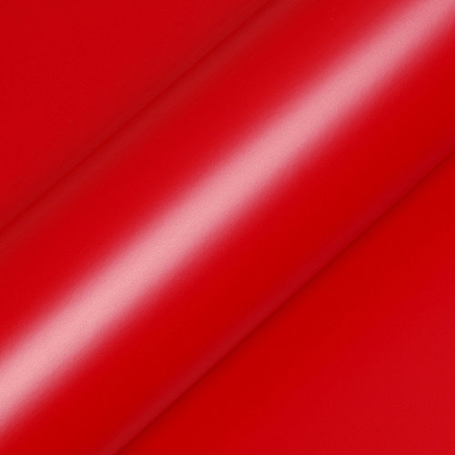 Hexis Vinylfolie Hexis Ecotac mat rood E3186M
