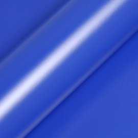 Vinylfolie Hexis Ecotac mat mediterraan blauw E3286M