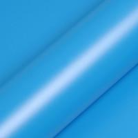 Hexis Vinylfolie Hexis Ecotac mat aquablauw E3298M