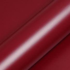 Vinylfolie Hexis Ecotac mat wijnrood E3505M