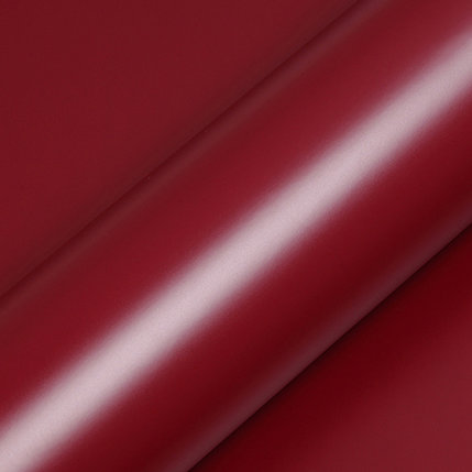 Hexis Vinylfolie Hexis Ecotac mat wijnrood E3505M
