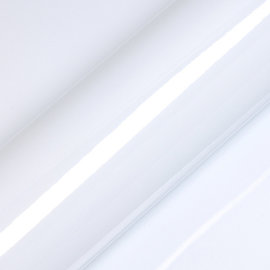 Vinylfolie Hexis Ecotac glans wit E3829B