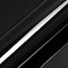 Vinylfolie Hexis Ecotac glans zwart E3889B