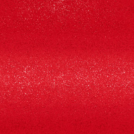 Siser Sparkle flexfolie tomato red