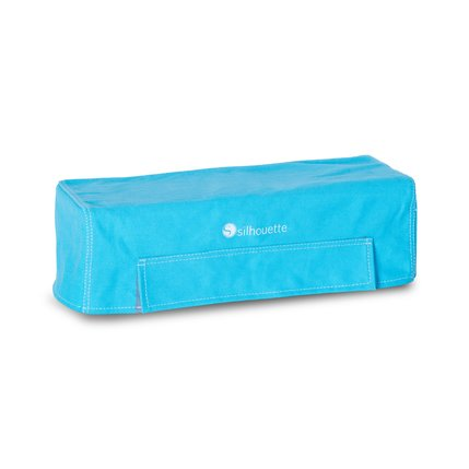 Silhouette Stofhoes (dust cover) Silhouette Curio blauw
