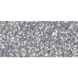 Glitterfolie zilver