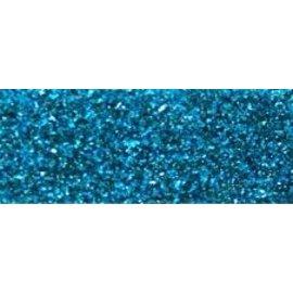 Glitterfolie blauw