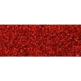 Glitterfolie rood