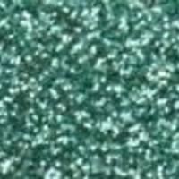 Glitterfolie jade groen