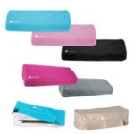 Silhouette stofhoezen (dustcovers) en draagtassen