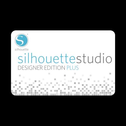 Silhouette Silhouette Studio Designer Edition plus (upgrade)