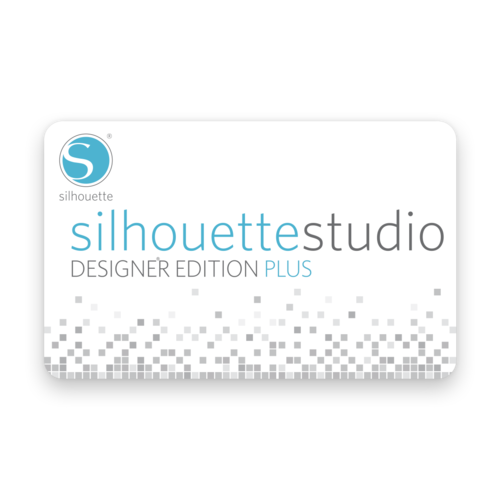 Silhouette Silhouette Studio Designer Edition plus (upgrade)