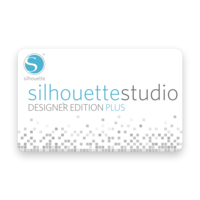 Silhouette Silhouette Studio Designer Edition plus (volledige versie)