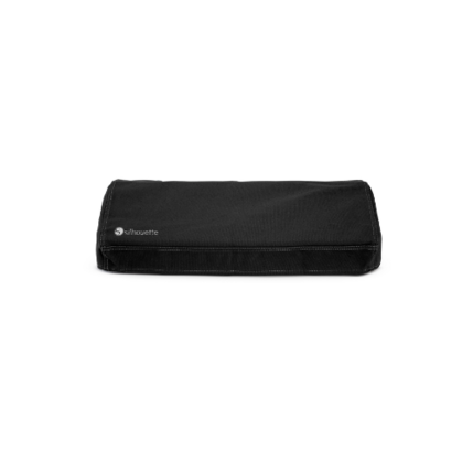 Silhouette Stofhoes (dust cover) Silhouette Cameo zwart voor Cameo 4