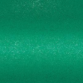 Siser Sparkle flexfolie green leaf