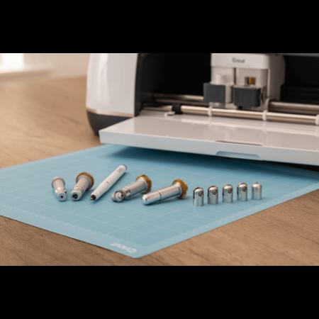 Matten, mesjes en tools  Cricut Maker