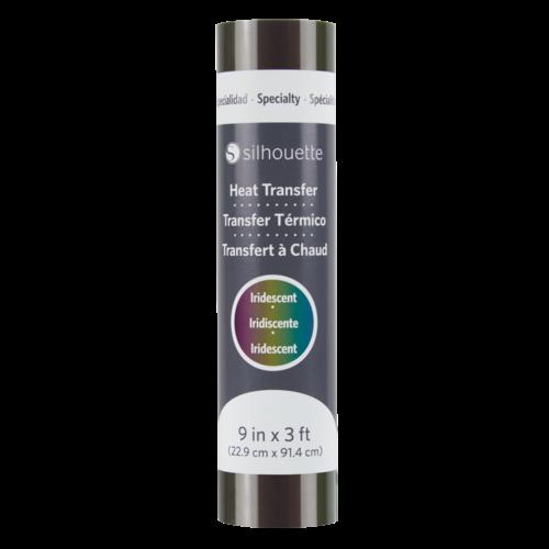 Silhouette Silhouette Heat Transfer Iridescent - Multicolor