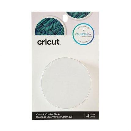 Cricut Cricut Ceramic Coasters Blank round | Onderzetters |2006582