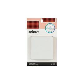 Cricut Coasters  | Onderzetters vierkant