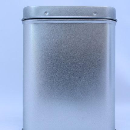 Blik Blanco met scharnierdeksel 88 x 88 x 115 mm