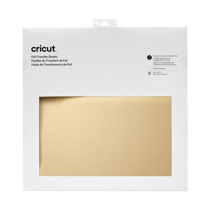 Cricut Cricut Foil Transfer Sheets Gold - Folie Transfervellen Goud