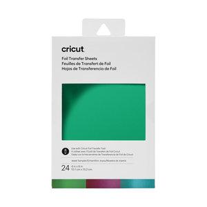 Cricut Cricut Foil Transfer Sheets Sampler Jewel