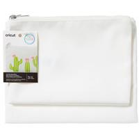 Cricut Cricut Cosmetic Bag Blanks White | Toilettassen wit | 2008211