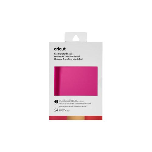 Cricut Cricut Foil Transfer Sheets Sampler Ruby | 2008717