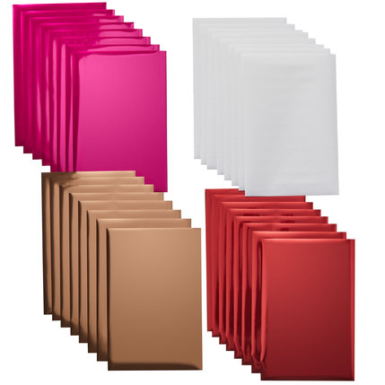 Cricut Cricut Foil Transfer Sheets Sampler Ruby  - Folie Transfervellen Ruby