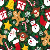 Siser Siser EasyPatterns Joyful Christmas