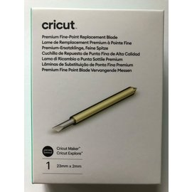 Cricut Premium Fine Point Blade (vervangend mes)